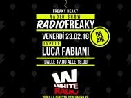 Freaky Deaky & White Radio: Nasce Radio Freaky