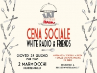 White Radio & Friends La Cena!