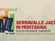 Serravalle Jazz & Black Exploration!