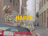 "Classifica Singoli ITunes, svetta ""Happy"" di Pharrell Williams"