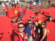 Ferrari Un Pit Stop a Prato è in podcast!