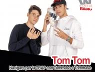 Tom Tom Navigare per la TRAP