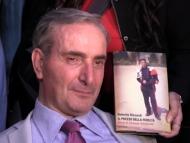 Il Maresciallo Giuseppe Giangrande per l'evento Pallamano a Ruota Libera