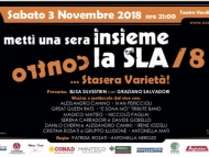 Metti Una Sera Insieme Contro la SLA 2018 _ Stasera Varietà