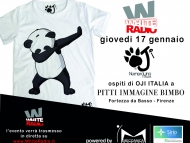 White Radio Goes To Pitti Immagine Bimbo!