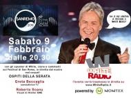 La Finale del Festival Di Sanremo con White Radio