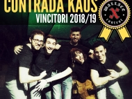The Winner Is.... Contrada Kaos!