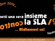 Metti Una Sera Insieme Contro La SLA!