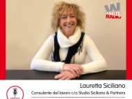 Pillole di Consulenza Del Lavoro a Cura di Lauretta Siciliano