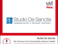 Pillole di Fiscalità a cura del Dott.Francesco Cocci Studio De Sanctis