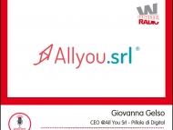 Pillole di Digital a cura di Giovanna Gelso CEO @ ALL You Srl