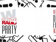 White Radio Never Stop! Venerdì 12 Febbraio Party con Fabry Pinelli
