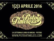 - 2 a Pistoia Timeless!