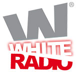 Logo White Radio