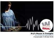 Ary's House In Famiglia_ Il nuovo palinsesto prende forma!