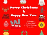 Merry Christmas & Happy New Year da tutti noi!