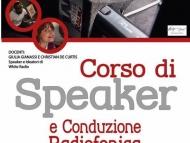 Lo Spin Off del Corso di Speaker e Conduzione Radiofonica è On Line!