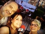 Gli amici del Gruppo Musicale Pratese in concerto alla Casa Del Popolo di Coiano