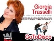 Giorgia Trasselli Ospite di Go To Disco