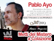 Pablo Ayo ospite di Merovingio Deejay_ Metti Del Mistero a Colazione