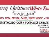 White Christmas Party! Giovedì 13 Dicembre