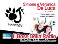 Il Boss Della Radio con Simone e Veronica De Luca di OJI