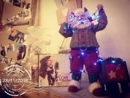 Natale con la nostra Cristiana LV Coveri!