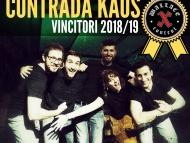 The Winner Is.... Contrada Kaos!