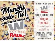 Manchi Solo TU! Saluti dalla Riviera di White Radio