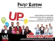 Paolo Ruffini ospite di Sono Anni Vostri!