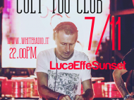 Cult Too Club con Luca Fani