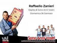 Raffaello Zanieri a Sono Anni Vostri