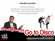 Claudio Lauretta a Go To Disco