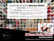 IL Boss Della Radio_ Speciale Tessile