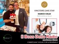 I Vincitori di Cake Star al Boss Della Radio