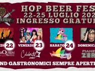 Da stasera e per tutto il Weekend a Prato c'è Hop Beer Fest