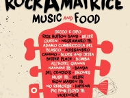 Santomato Live presenta: Rock Amatrice 9 e 10 Settembre!