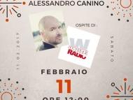 Alessandro Canino a White Radio