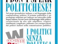 Torna I Don't Speak Politichese con il Sindaco Di Calenzano